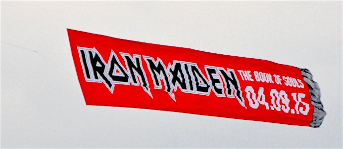 Galina Flugzeugbanner Luftwerbung Banner